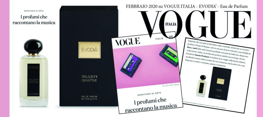 VOGUE ITALIA – Febbraio 2020